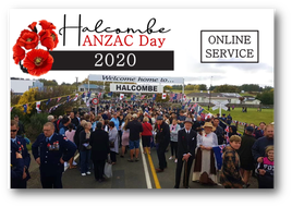 Photo of ANZAC Day commemorations.
